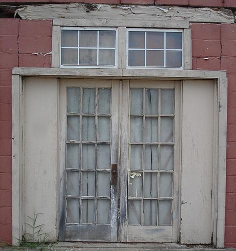Vardaman, Mississippi. USA - 9 juillet 2010. -  Recadrage