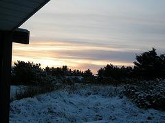 Sonnenaufgang inDK