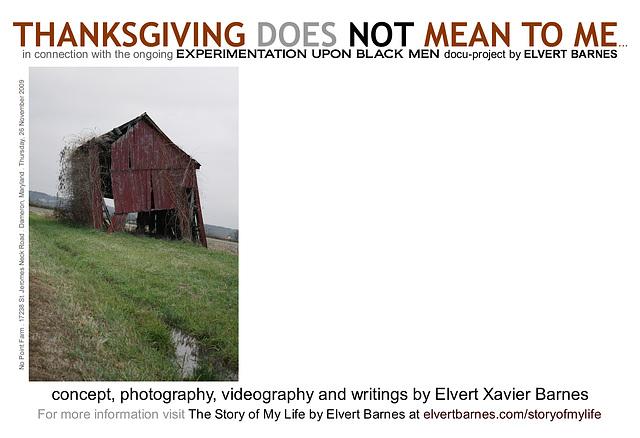 ThanksgivingDoesNotMeanToMe3
