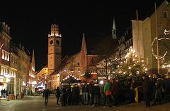 Ravensburger Weihnachtsmarkt