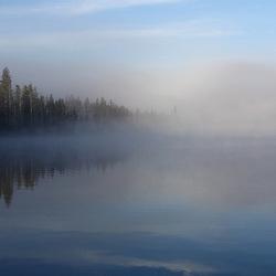 Morning at Lake Lewis