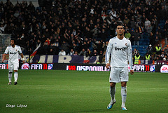 Real Madrid-Cristiano Ronaldo