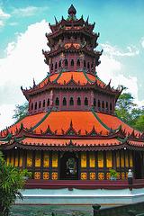 Phra Kaew Pavilion หอพระแก้ว
