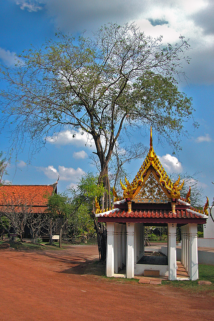 A Monks Residence กุฏิพระสงฆ์
