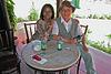 Salama and Akira San in Mueang Boran