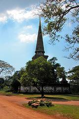 Stupa of Phra Maha That, Nakhon Si Thammarat  พระบรมธาตุ นครศรีธรรมราช