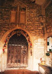 wellow c.1372, door early c14