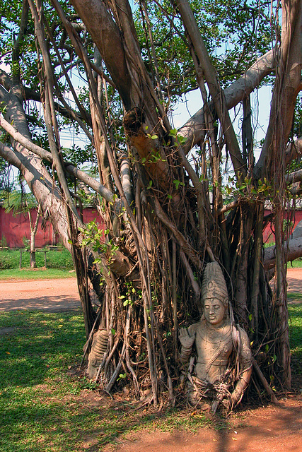 Pallava Group of Images, Phang-nga เทวรูปปัลลวะ พังงา