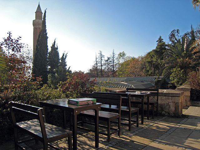 IMG 1620 Café in Antalya