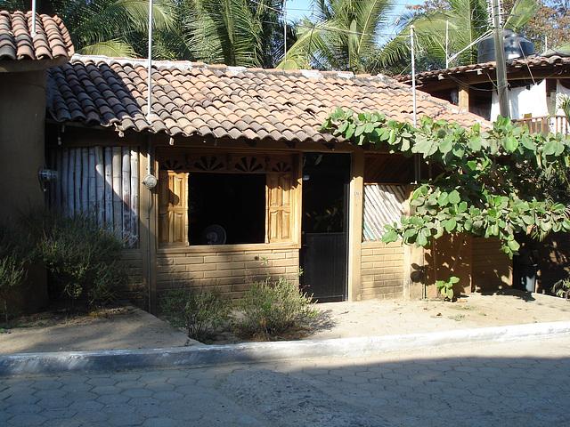 Mazunte, Oaxaca. Mexique / 20 janvier 2011.