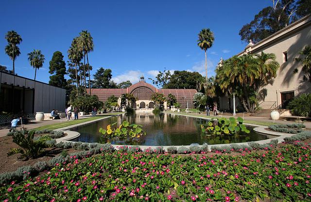 Balboa Park Botanical Pavilion (8138)