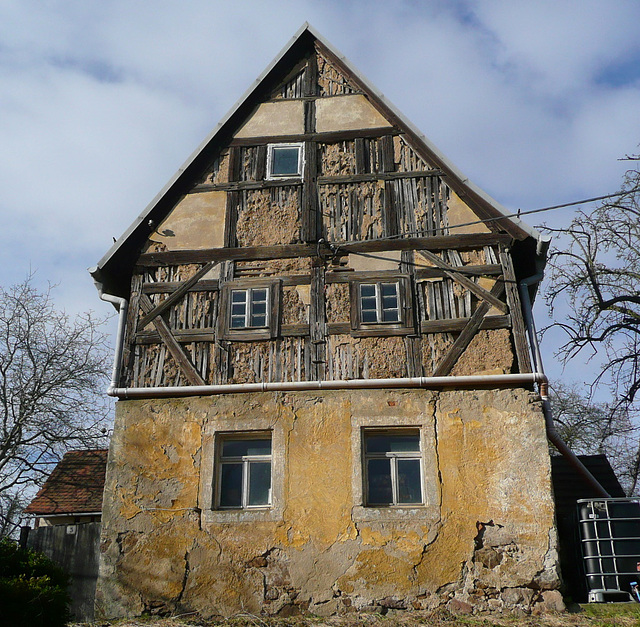 Altes Bauernhaus - der Charm des Alters