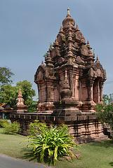 Stupa of Phra Maha That, Chaiya, Surat Thani