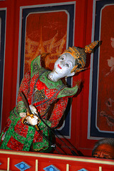 Thai puppetry in Ancient Siam
