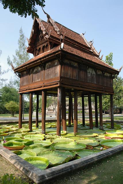 Wat Thung Si Muang from Ubon Ratchathani วัดทุ่งศรีเมือง