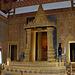Inside the Sanphet Prasat Palace in Ayutthaya