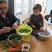 La carotte et la grand'mère