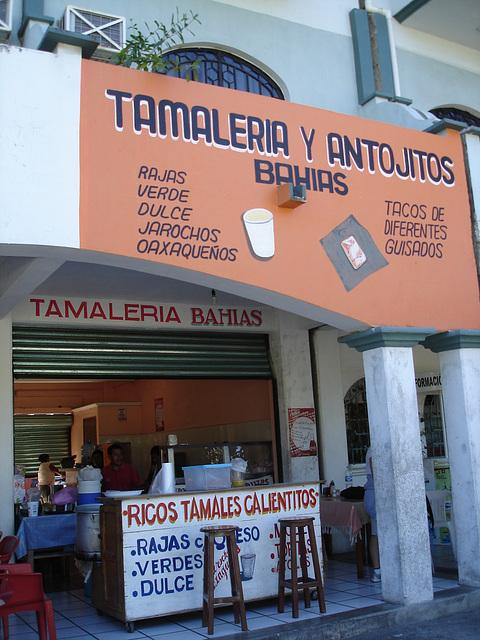 Huatulco, Oaxaca / Mexique -13 janvier 2011