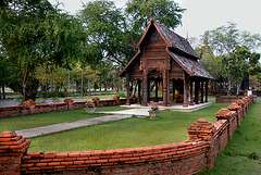 The Wihan at Sa-Moeng วิหารเมืองสะเมิง