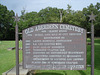 Old Aberdeen cemetery / Mississippi. USA - 9 juillet 2010