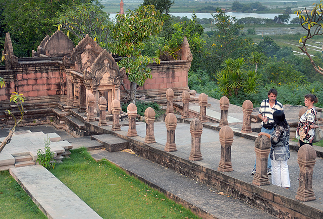 Prasat Phra Wihan in miniature