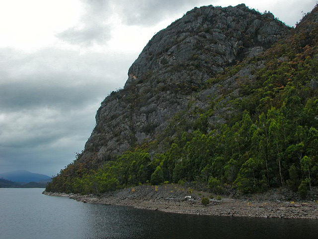 Lake Mackintosh other side