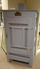 California No Ice Refrigerator (8355)