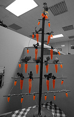 Carrot Christmas Tree (8320)