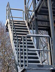 20101218 9038Aw [D~LIP] Treppe und Schnee