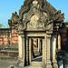 "Prasat Phra Wihan (Preah Vihear) Relief of catching a ""Nāga"" snake"