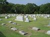 Oddfellows rest cemetery / Mississippi, USA. 9 juillet 2010.