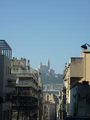 Vu de la rue du Village