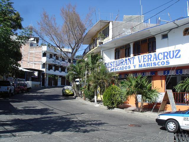 Puerto Escondido, Oaxaca. Mexique / 30 janvier 2011.