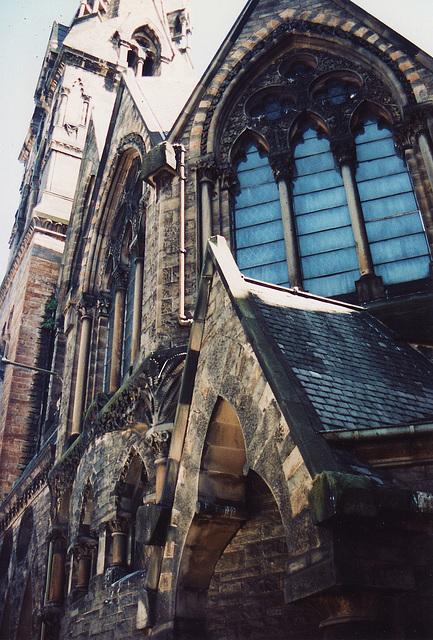 edinburgh, barclay bruntisfield church