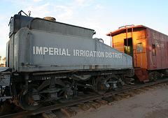 Pioneer Museum - IID Rail Car (8411)