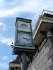 Capebank's clock / Horloge bancaire du Cap