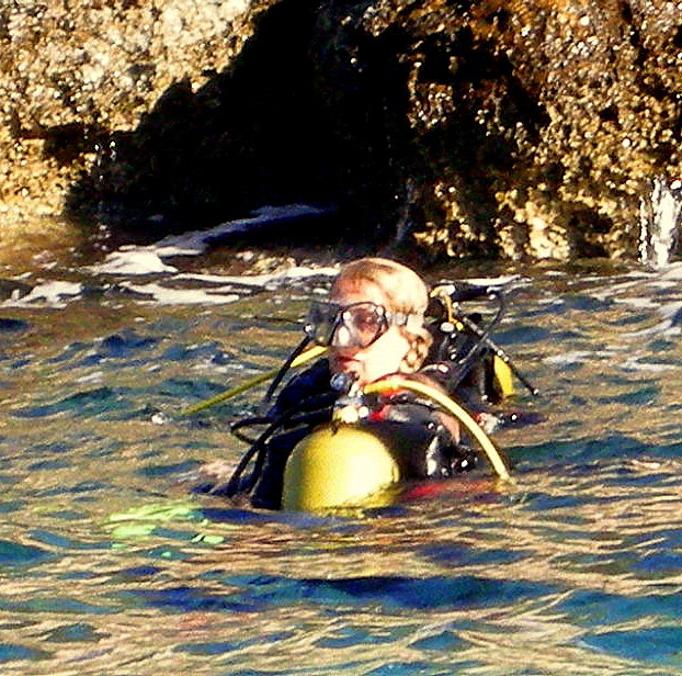 İf I'm Diving I'm Happy... Dalıyorsam   Mutluyum... :))