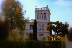 Andernos maison typique du bassin d'Arcachon