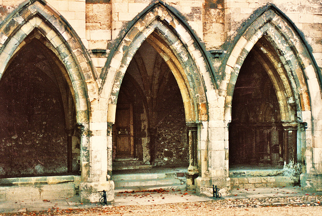 winchester deanery 1230-50