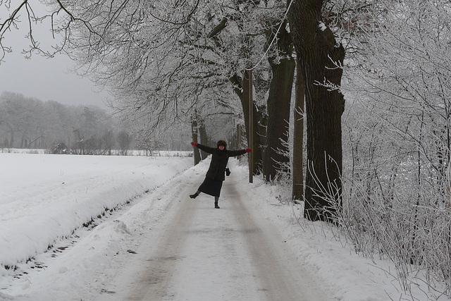 Winter ist toll!