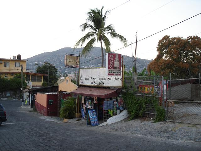 Zihuatanejo, Mexique / 9 février 2011.