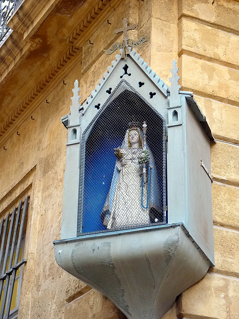Oratoire bleu