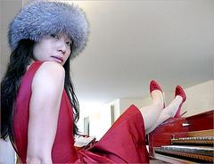 ...et la star...au clavecin