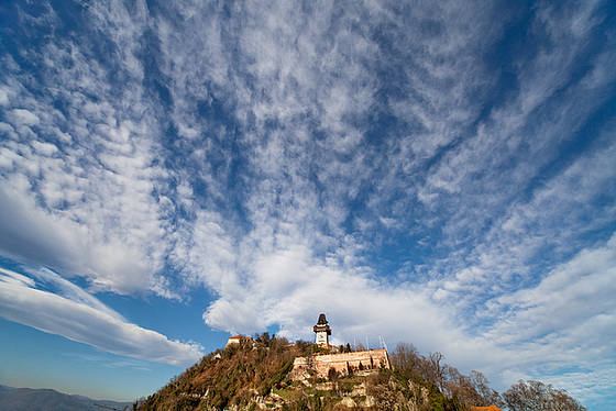 the sunny side of Graz