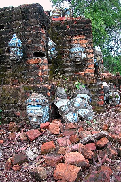 Mueang Boran, Ancient Siam, เมืองโบราณ