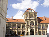 Moravská Třebová - renesanca kastelo (CZ)