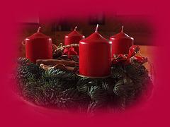 Es naht Advent