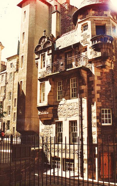 edinburgh, lady stair's house c.1620