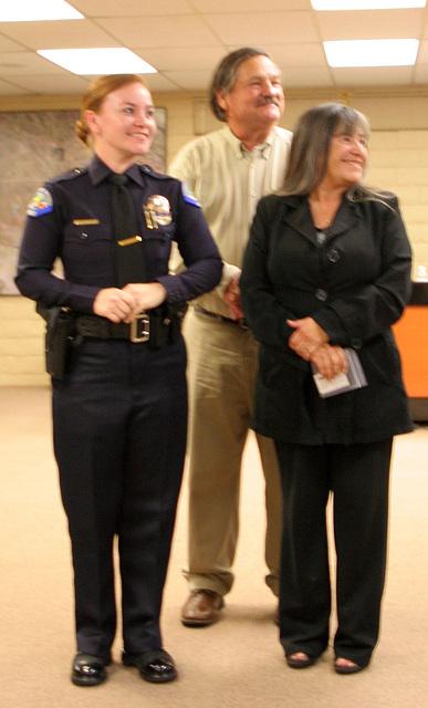 Officer Meredith Zengler & Family (8599)
