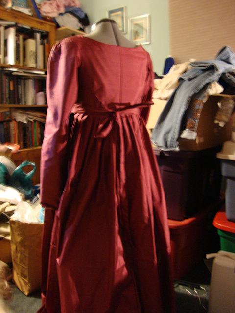 Regency Dress 021